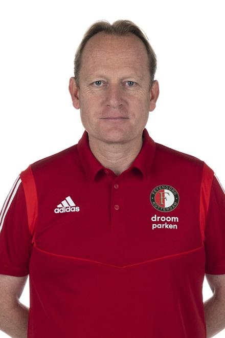 Danny Mulder Hoofdtrainer
