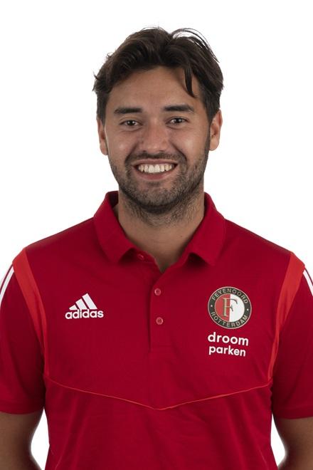 Dylan Vermeeren Teammanager