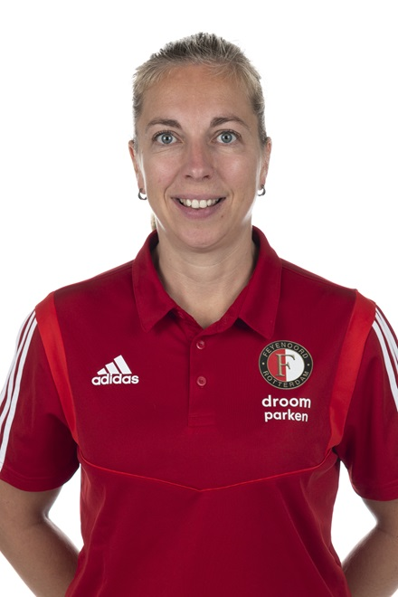 Kim Akkermans Assistent trainer