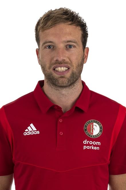 Martijn de Vries Trainer/coach O12