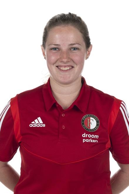 Saritha van Katwijk Assistent scheidsrechter
