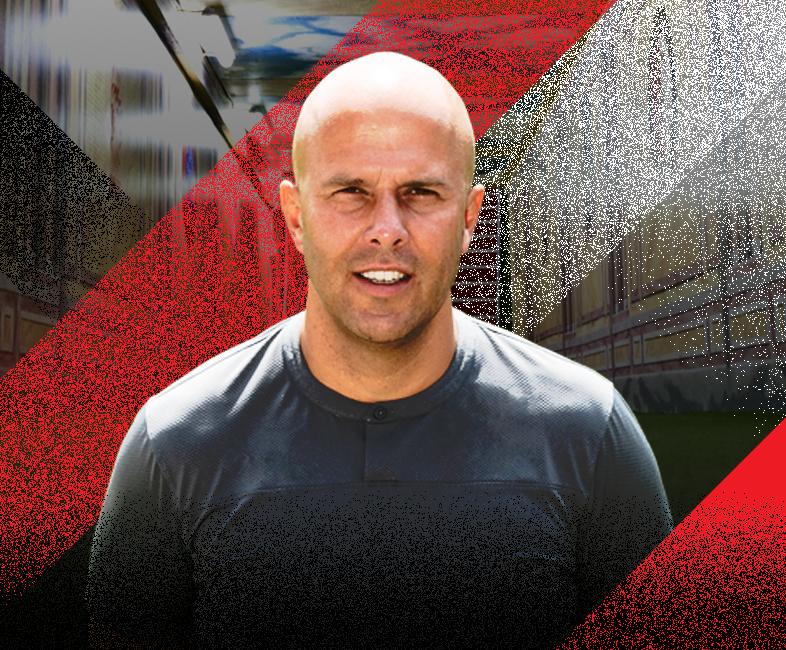 Arne Slot volgend seizoen nieuwe hoofdtrainer