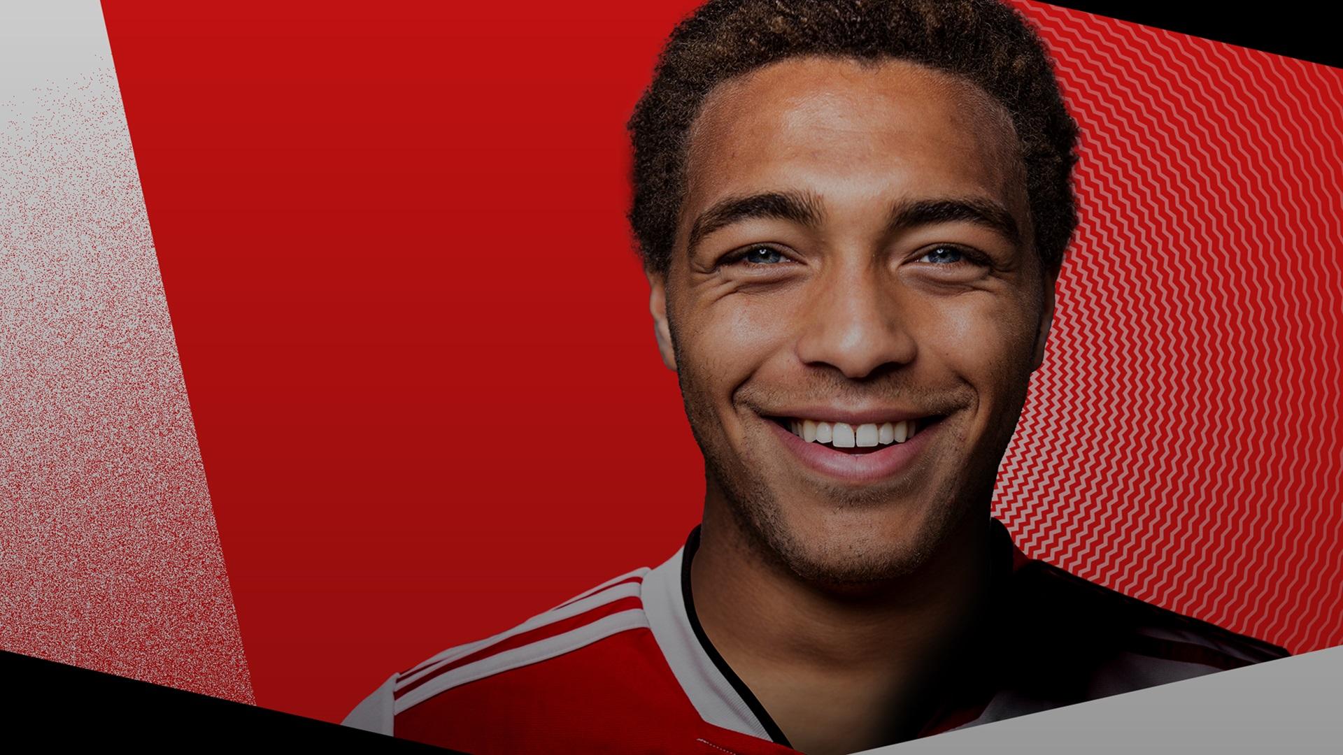 Cyriel Dessers op huurbasis naar Feyenoord