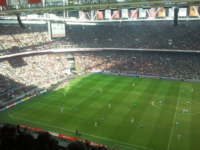 Ajax - Feyenoord 23-10-2011