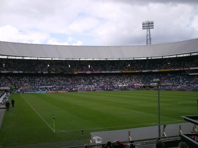 Feyenoord - Nac Breda 26-08-2007