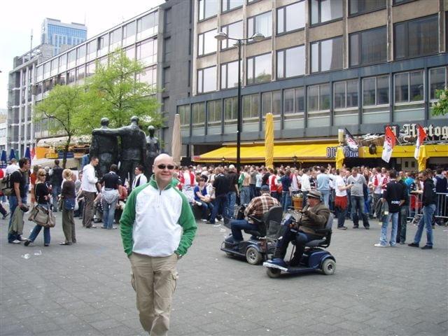 Feyenoord - Roda JC 27-04-2008 (Bekerfinale)