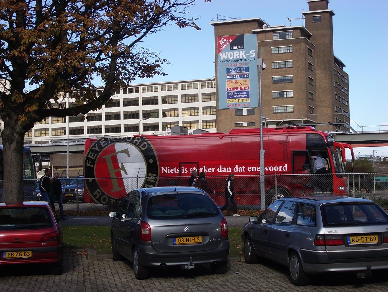 PSV - Feyenoord 24-10-2010