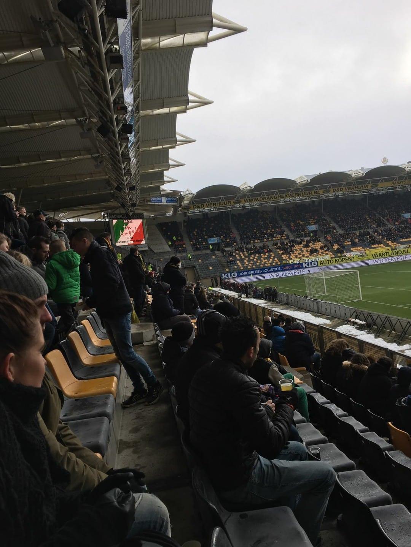 Roda JC - Feyenoord 15-01-2017